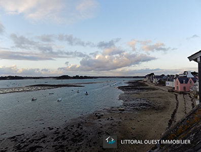 TEXT_PHOTO 7 - RARE SUR L'ILE-TUDY,  VUE IMPRENABLE sur la MER